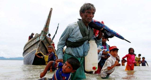 Twelve Nobel Laureates Urges UN to Intervene in Rohingya Crisis