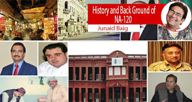History And Back Ground of NA-120