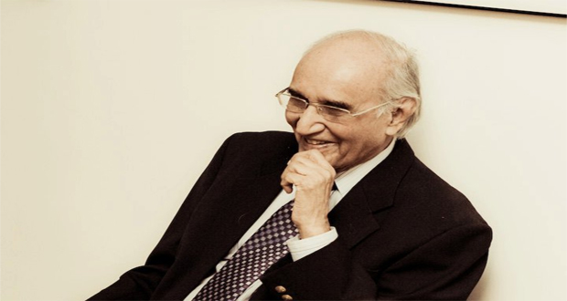 96th Birthday of Mushtaq Yousufi Being Celebrated Today