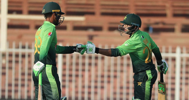 Glimpses of Pakistan-Sri Lanka ODI Series