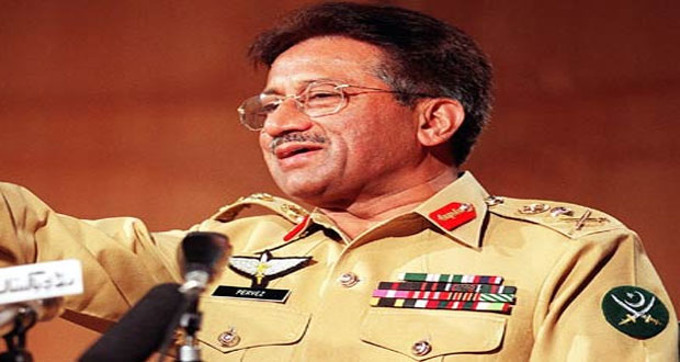 Glimpses of Musharraf's Coup