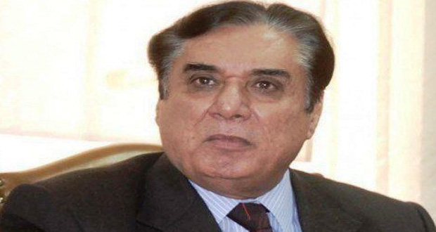 Justice Javed Iqbal Formally Takes Over as NAB Chairman ...