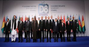 PM Urges D-8 Countries to Focus on Projects Implementation