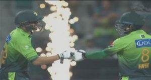 Pakistan Grab First T20 with 7 Wickets in Hand