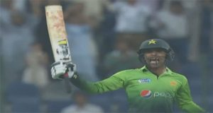 2nd T20: Pakistan Defeat S. Lanka By 2 Wickets, Clinch Series