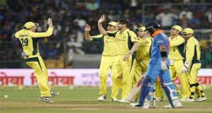 Australia Beat India by 8 Wickets in 2nd T20
