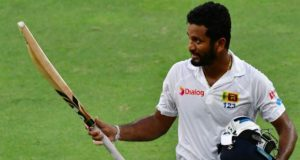 2nd Test: Sri Lanka Dismissed for 482