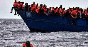 600 African Migrants Rescued Near Spain