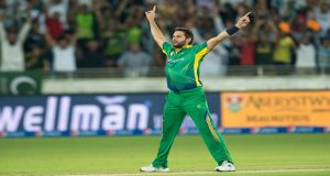 Afridi Becomes World's Fourth Successful T20 Bowler