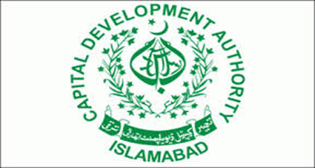 CDA Conducts Anti Encroachment Operation
