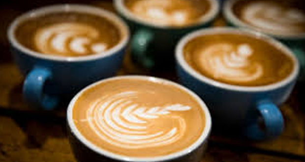 Three Coffees a Day Linked to More Health: Study