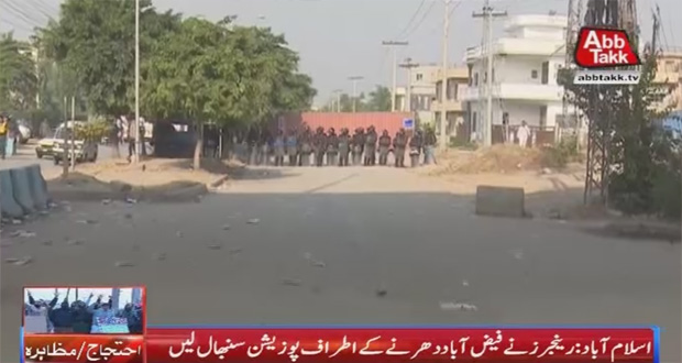 Live: Protesters Across Country Start Dispersing