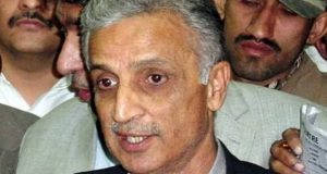 Minister Admits Corruption By PPP in Education Dept