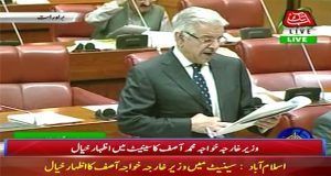 Pakistan will Revamp its Foreign Policy: Khawaja Asif