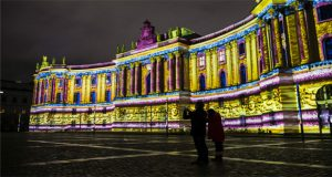 Essen Festival of Lights Scatters Pleasant Feelings