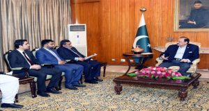 Industrial Zones Being Established Under CPEC: Mamnoon