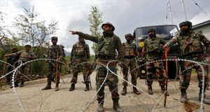 Indian Forces Conduct Search Operation in Pulwama