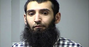 NY Attack Suspect Charged With Terrorism Offenses