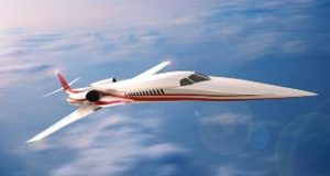 Supersonic Jet To Fly from Dubai To London in 4 and a Half Hours