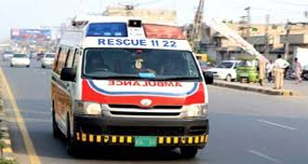 Eight Injured In Faisalabad's Road Mishap