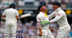 Ashes Test: England 302 All Out in First Innings Against Aussie
