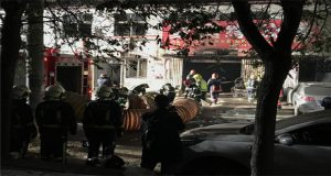 At Least 19 Dead in China's Capital House Fire