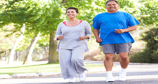 Exercise can Boost Energy in Seniors
