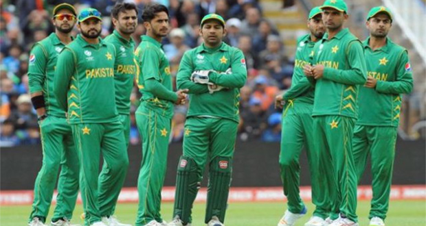 T20: Zimbabwe Choose To Bowl First Against Pakistan