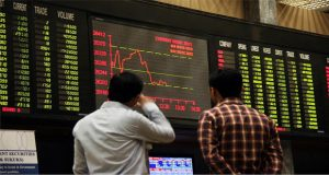 PSX Loses 323 Points on Wednesday
