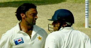 Star Cricketers Including Shoaib Akhtar to Play Match on Ice