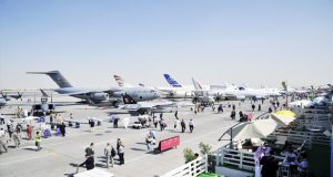 Second Day of 15th Dubai Airshow