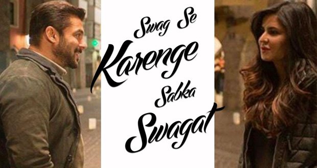 Tiger Zinda Hai: Song 'Swag Se Karenge Sab Ka Swagat' Out