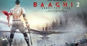 Tiger Shroff's First Look from 'Baaghi 2' Out