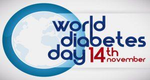 Today is World Diabetes Day