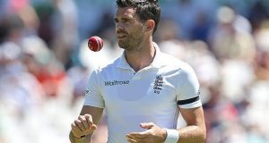 James Anderson May Have Tried To Scratch The Ball