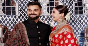 Virushka Rocks the Dance Floor at Their Wedding Reception