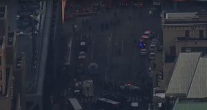 Four Injured, One Arrested After New York Explosion