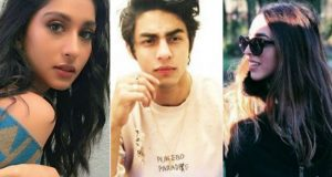 10 Bollywood Star Kids Ruling Instagram