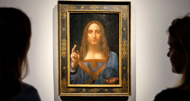 Da Vinci Painting Acquired by Abu Dhabi: Louvre Museum
