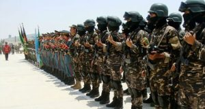 10,000 Daesh Militants Present in Afghanistan