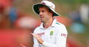 De Villiers Eyes Successful Test Return