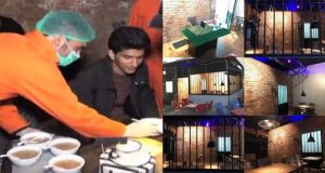 Lahore: Jail themed Restaurant Arresting Customers