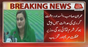 Marriyum Asks Imran Not To Evade Courts, Face Trial