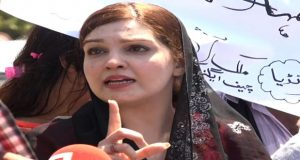Mishal Demands India to Allow Meeting her Detained Husband