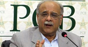Series With India is Pakistan's Right: Najam Sethi