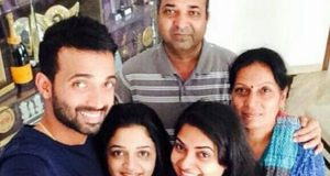 Rahane's Father Arrested After Car Runs Over Woman