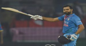 2nd T20: Rohit's 35-Ball Century Powers India to Record Against SL