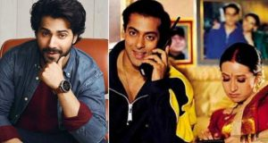 Varun Dhawan's New Project is Remake of Biwi No 1