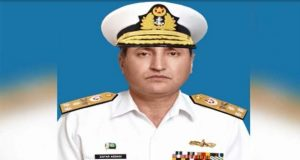 Naval Chief Embarks On Official Visit to Turkey