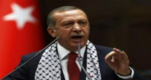 Turkey's Erdogan Labels Israel as 'Terrorist State'